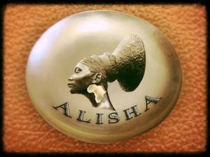 ALISHA by Lydie Djamba